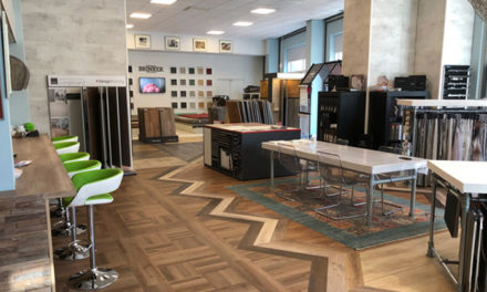 Flagship store ExcluFloorS geopend