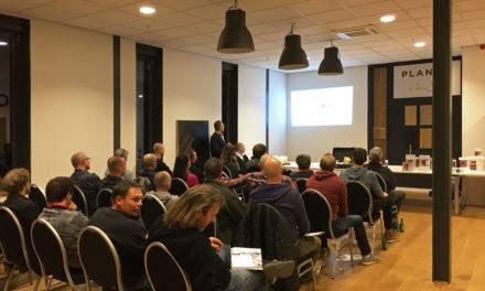 Eerste gezamenlijke seminar van T&G Wood en Bijlard