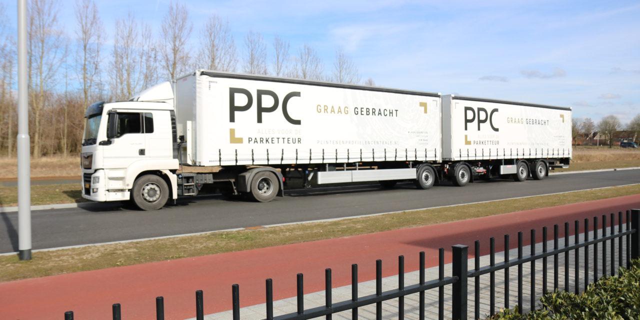 PPC breidt wagenpark uit met LZV