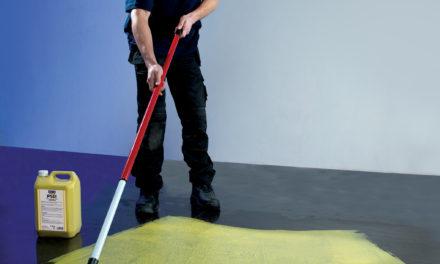 F. Ball: nieuwe primer voor niet-absorberende ondervloeren