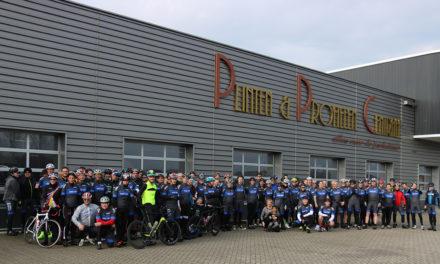 PPC fietst met sportiefste klanten