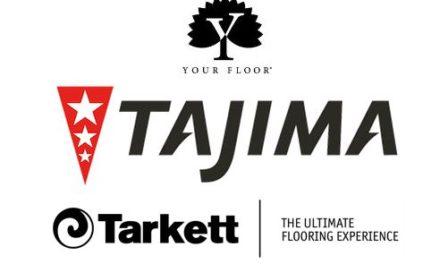 Nieuw bij Your Floor Nederland: Tajima en Tarkett