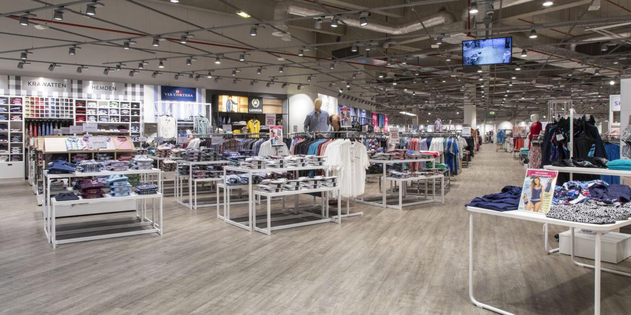 Project: COREtec vloeren in Duitse modewinkel