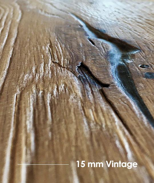 Assortimentsuitbreiding T&G Wood: Vintage
