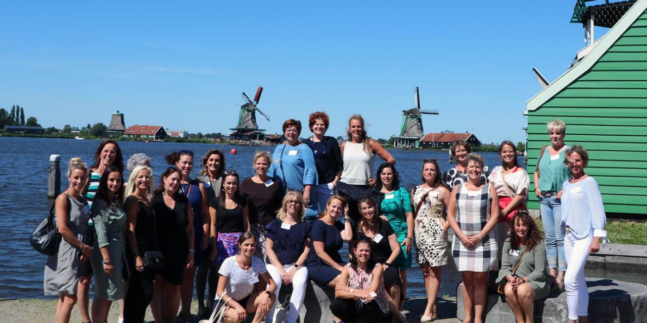 Vrouwen in het Parket op tour in Noord Holland