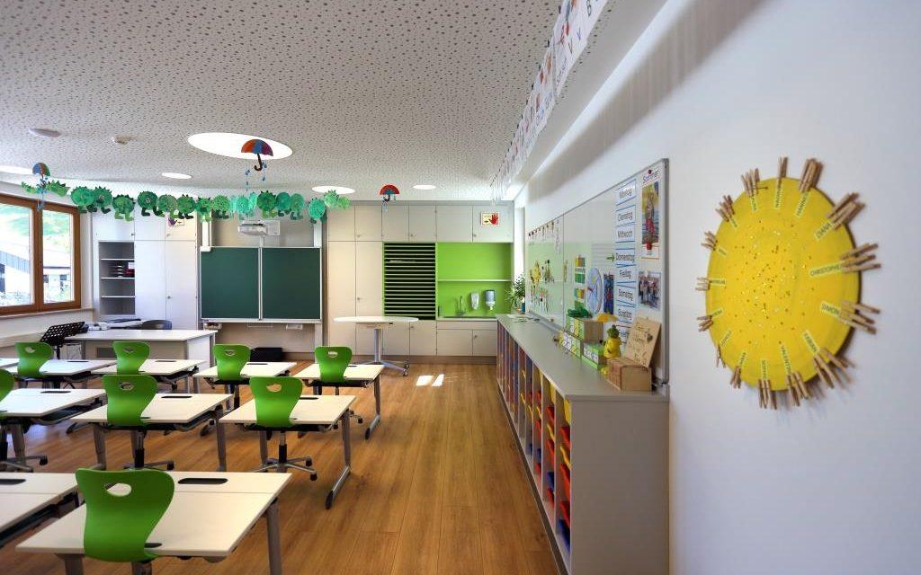 HARO levert de vloeren voor een bijzondere school