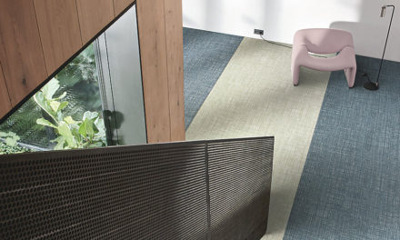 Interface onthult nieuwe LVT-collectie Native Fabric