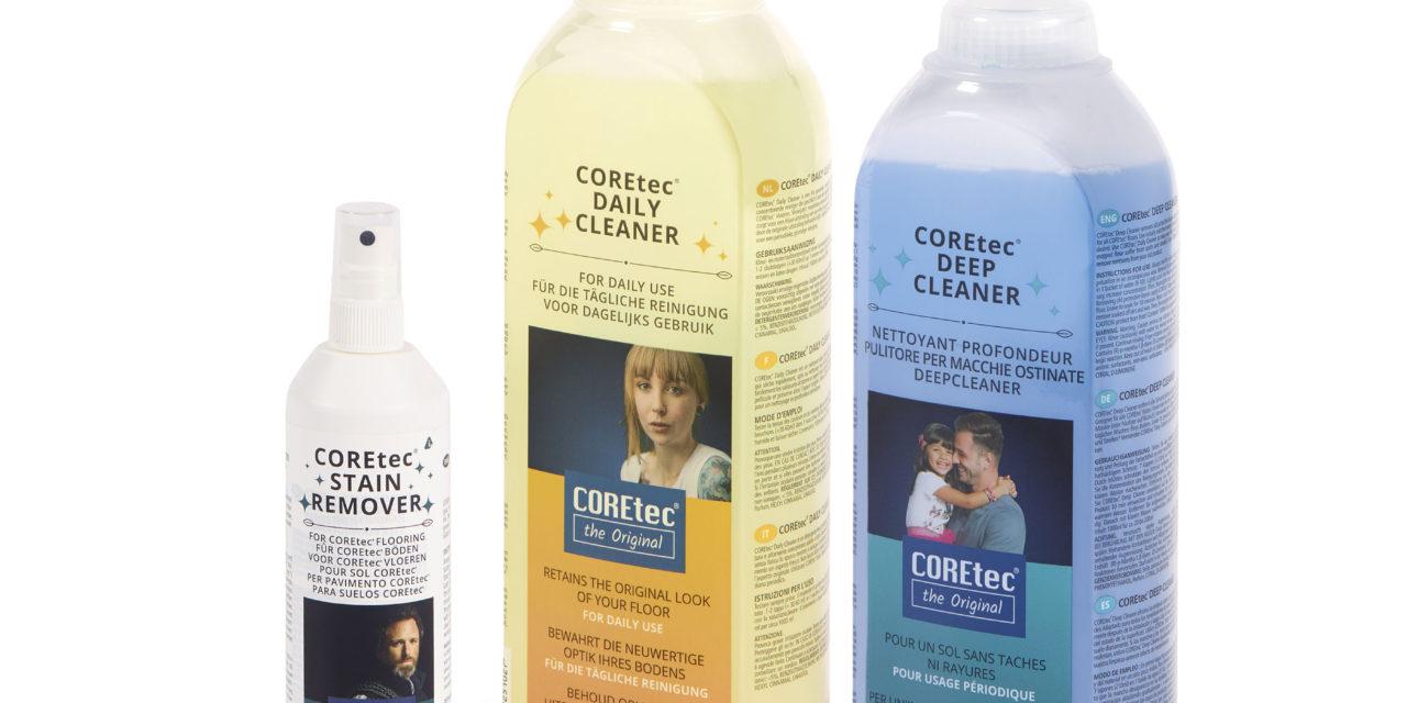 COREtec komt met eigen onderhoudsmiddelen
