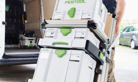 Werkplek om mee te nemen van Festool