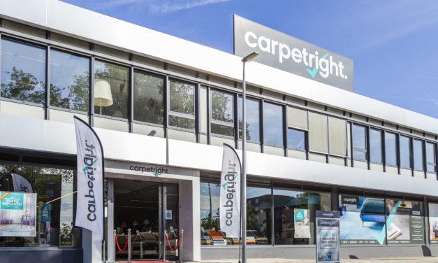 Carpetright blijft van Carpetright