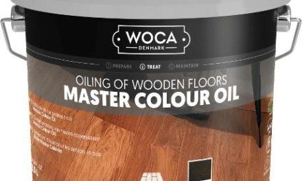 WOCA: Van twee producten naar één product