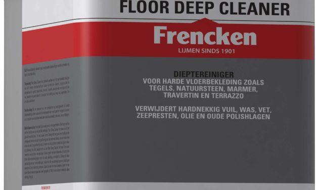 Floor Deep Cleaner van Frencken