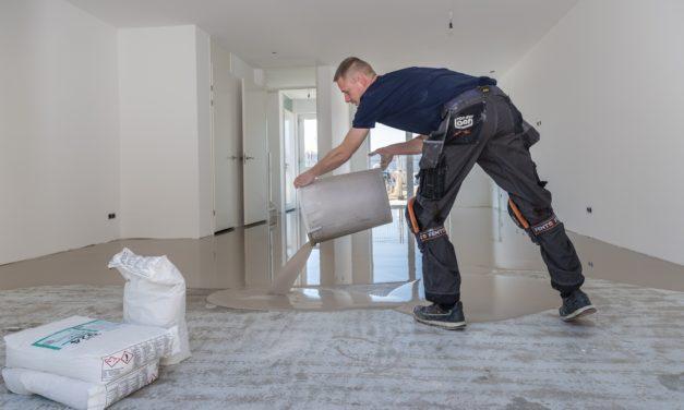 Forbo Eurocol introduceert egalisatie voor zand-cement én anhydriet