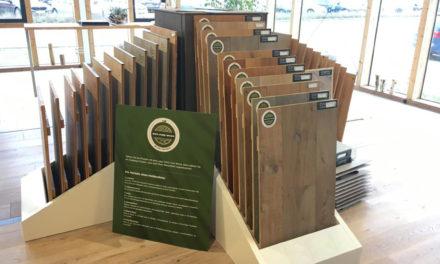 100% Pure Wood label wordt goed ontvangen