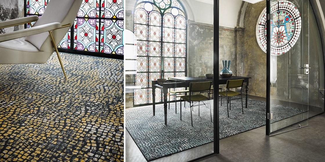 Nieuwe collectie van Desso: Mozaic & Fresco