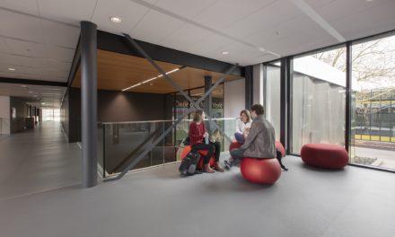 Atlasgebouw is het duurzaamste onderwijsgebouw ter wereld