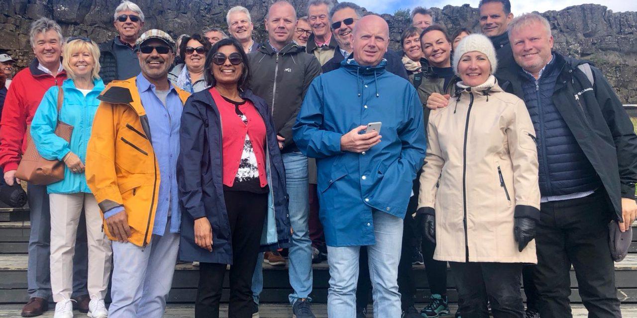 30 jaar GFA start in IJsland