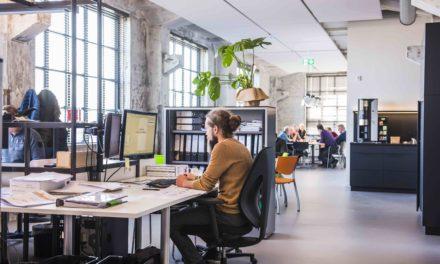 Architectenbureau kiest voor Forbo