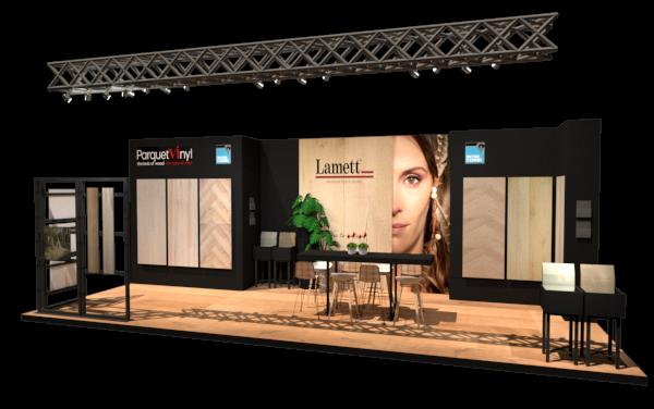 Intercombi en Lamett tijdens InCoDa 2019