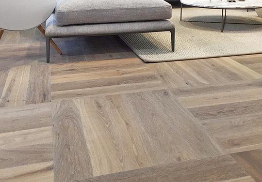 T&G Wood op de vt wonen&design beurs