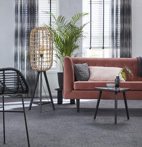 Vijf vernieuwingen voor Ambiant tapijt
