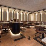 Forbo: horecavloer met Art Deco invloeden