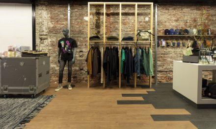 Forbo Flooring werkt mee aan bijzonder retailproject