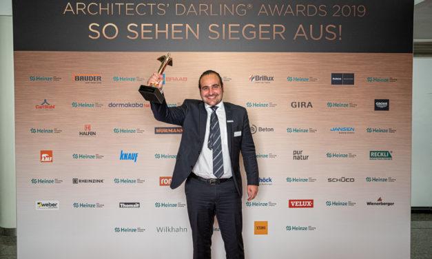 Thomsit wint een architectenprijs