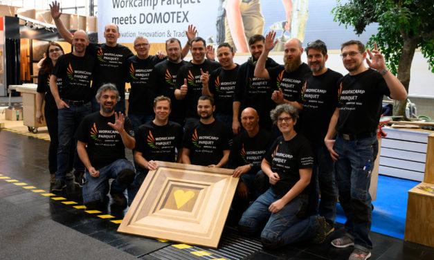 Domotex 2020 is weer voorbij