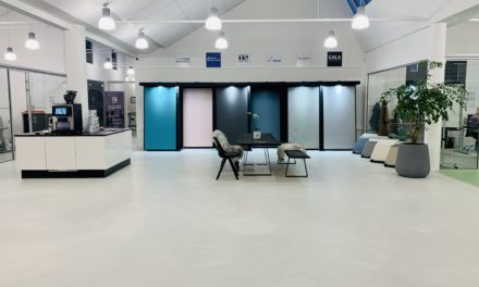 EPI opent showroom in Denemarken