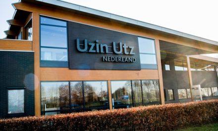 Ook bij Uzin Utz gaan de zaken door