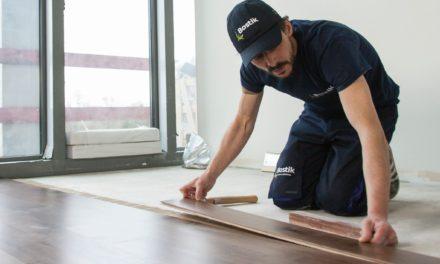 One Flooring Range van Bostik