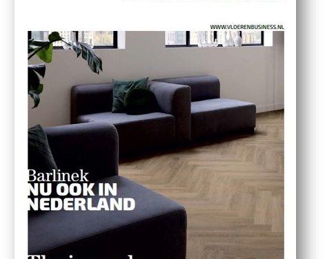 De nieuwe Vloeren Business Magazine verstuurd!