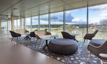 Forbo Flooring in Fontys Stappengoor