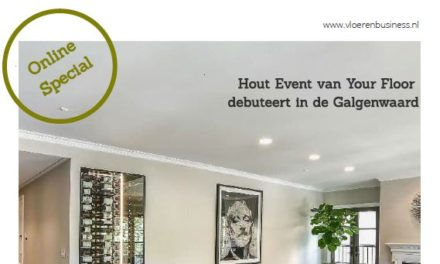 Hout Event van Your Floor debuteert in de Galgenwaard