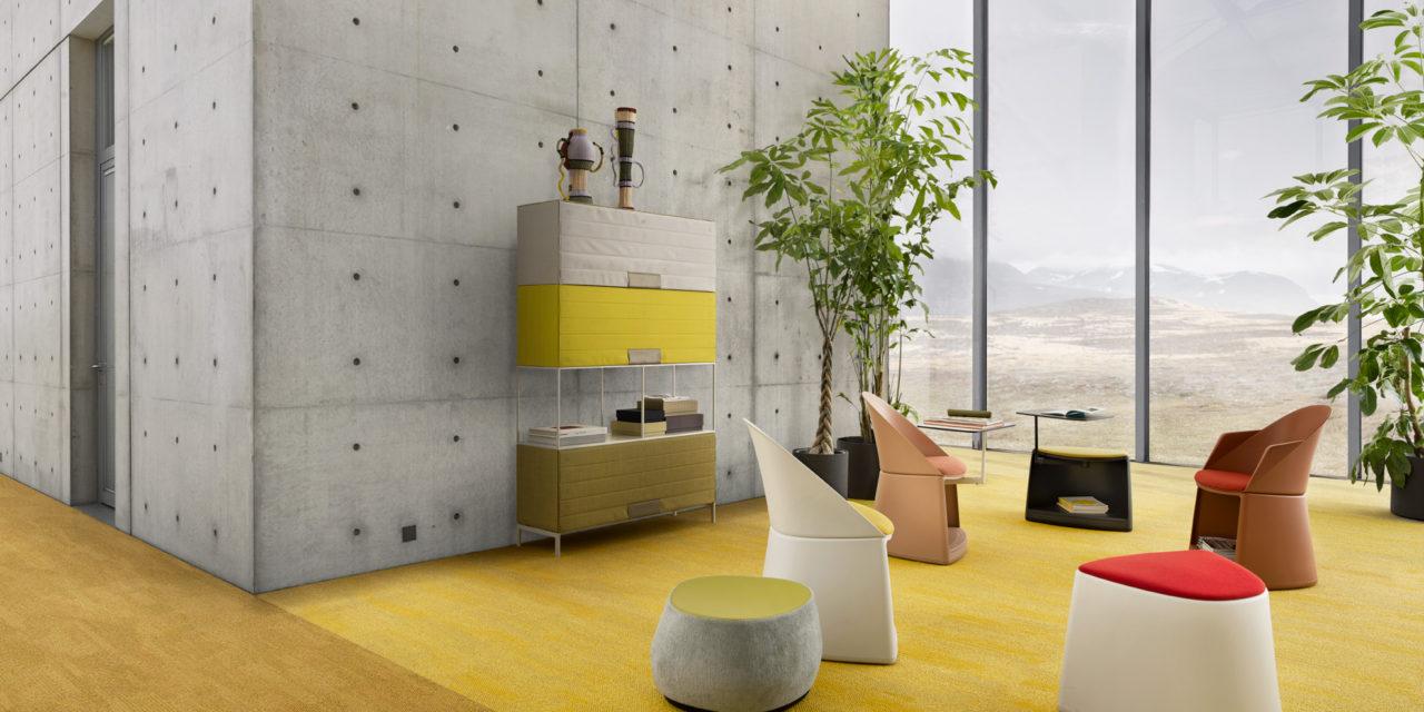 Nieuwe tapijttegel van DESSO is een ode aan de natuur