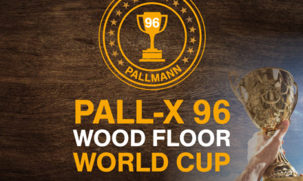 PALL-X 96 WOOD FLOOR WORLD CUP