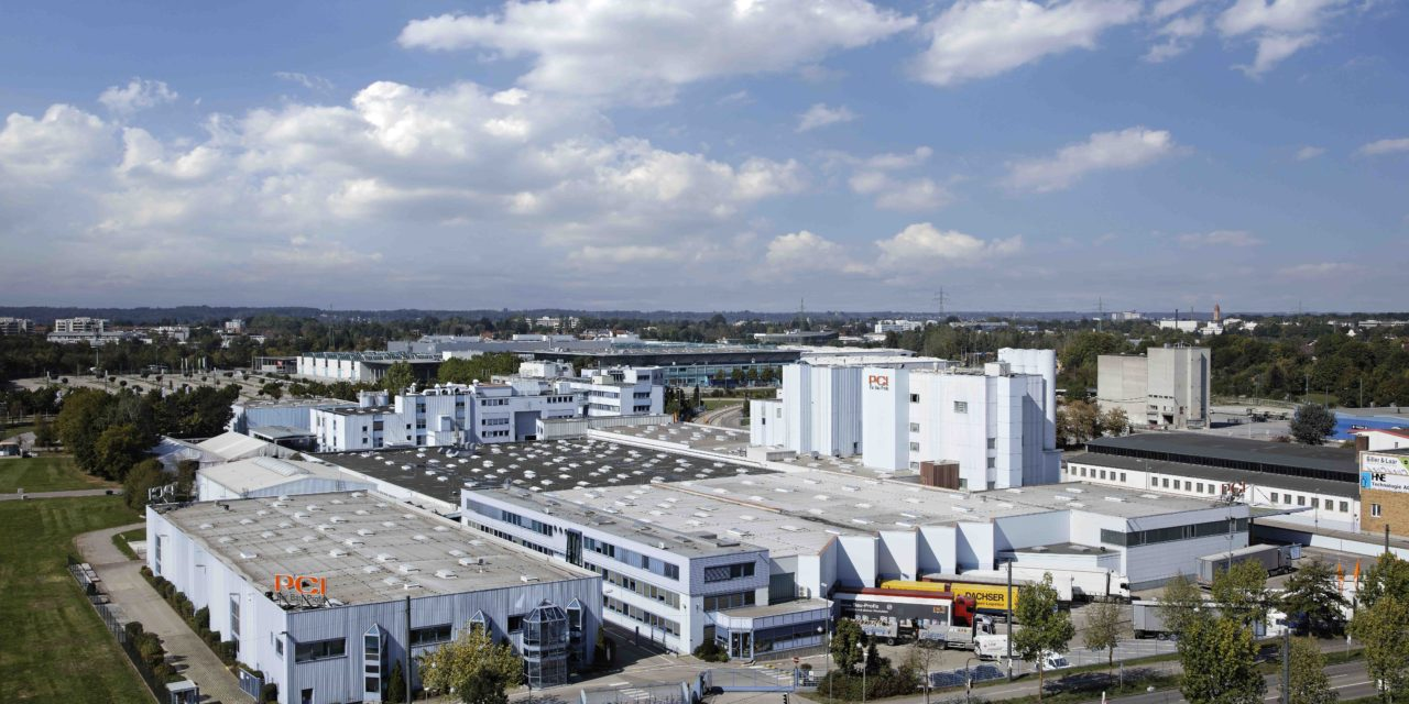 PCI Augsburg viert 70-jarig bestaan