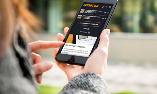 Optimale koppeling van online en offline: MEISTER Interior Designer met nieuwe verlanglijstfunctie