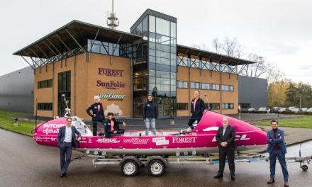 Bedrijven uit Deventer stappen aan boord bij roeiteam Dutchess of the Sea
