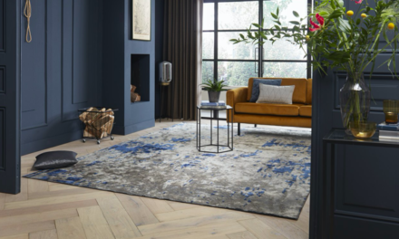 Headlam presenteert exclusieve serie vloerkleden: the Hotel Collection
