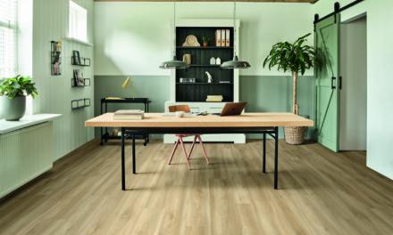 Moduleo brengt 'de perfecte home-office vloer'