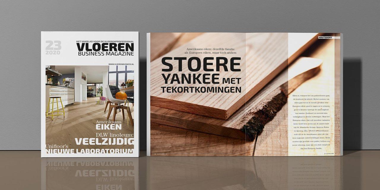 De nieuwe Vloeren Business Magazine 23-2020 is onderweg