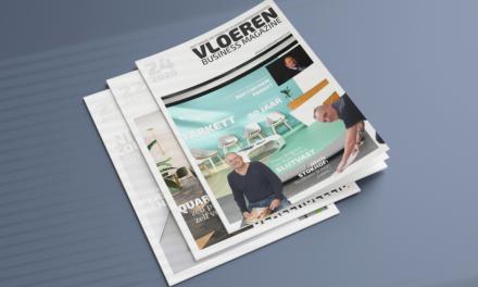 Nieuwe editie Vloeren Business Magazine verschenen!