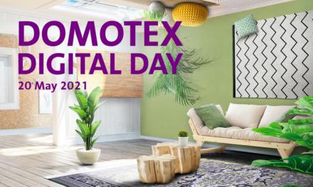 Geen Domotex dit jaar. Schrale troost: een digital day..
