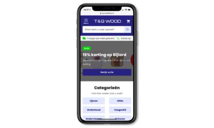 Uitbreiding samenwerking T&G Wood en Bijlard