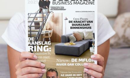 Nieuwste editie Vloeren Business Magazine verschenen!