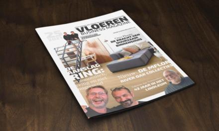 Nieuwe editie Vloeren Business Magazine verschijnt 7 mei
