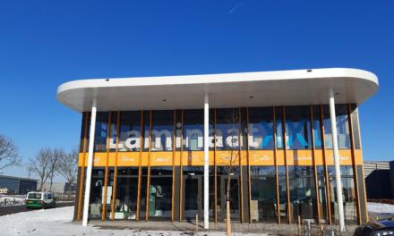 Nieuwe brand corner voor BerryAlloc in samenwerking met LaminaatXXL