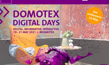 Domotex Digital Days 2021: 'Voorbereidingen zijn in volle gang'